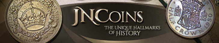 UK coin dealer supplying high quality and carefully graded antique coins to the discerning collector