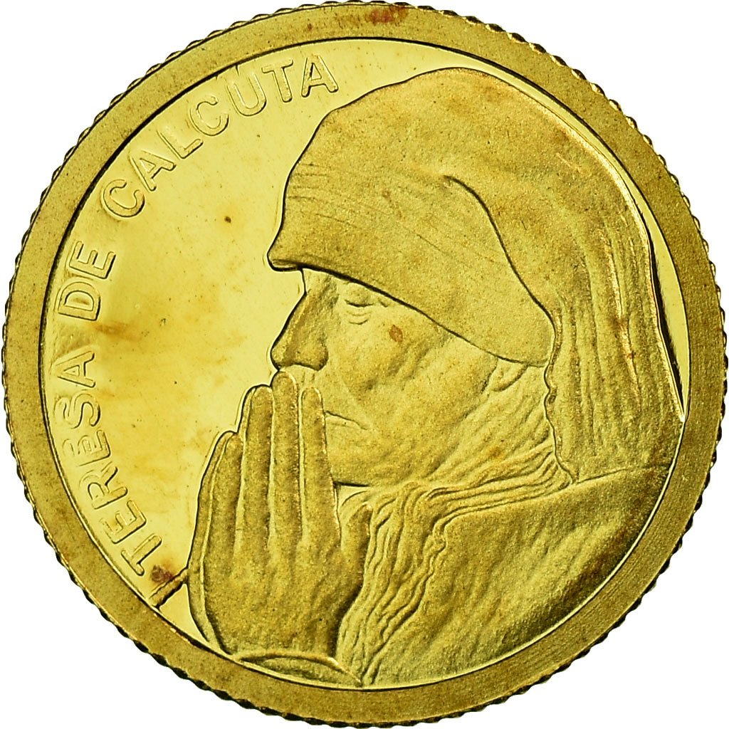 One Diner 2010 Mother Teresa: Photo Coin, Andorra, One Diner 2010 Mother Teresa