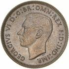 Sixpence 1941: Photo Coin - Sixpence, Australia, 1941