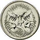 Australia / Five Cents 2005 - reverse photo