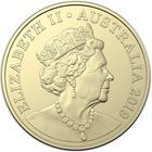 Australia / One Dollar 2019 (Fifth Portrait) - obverse photo