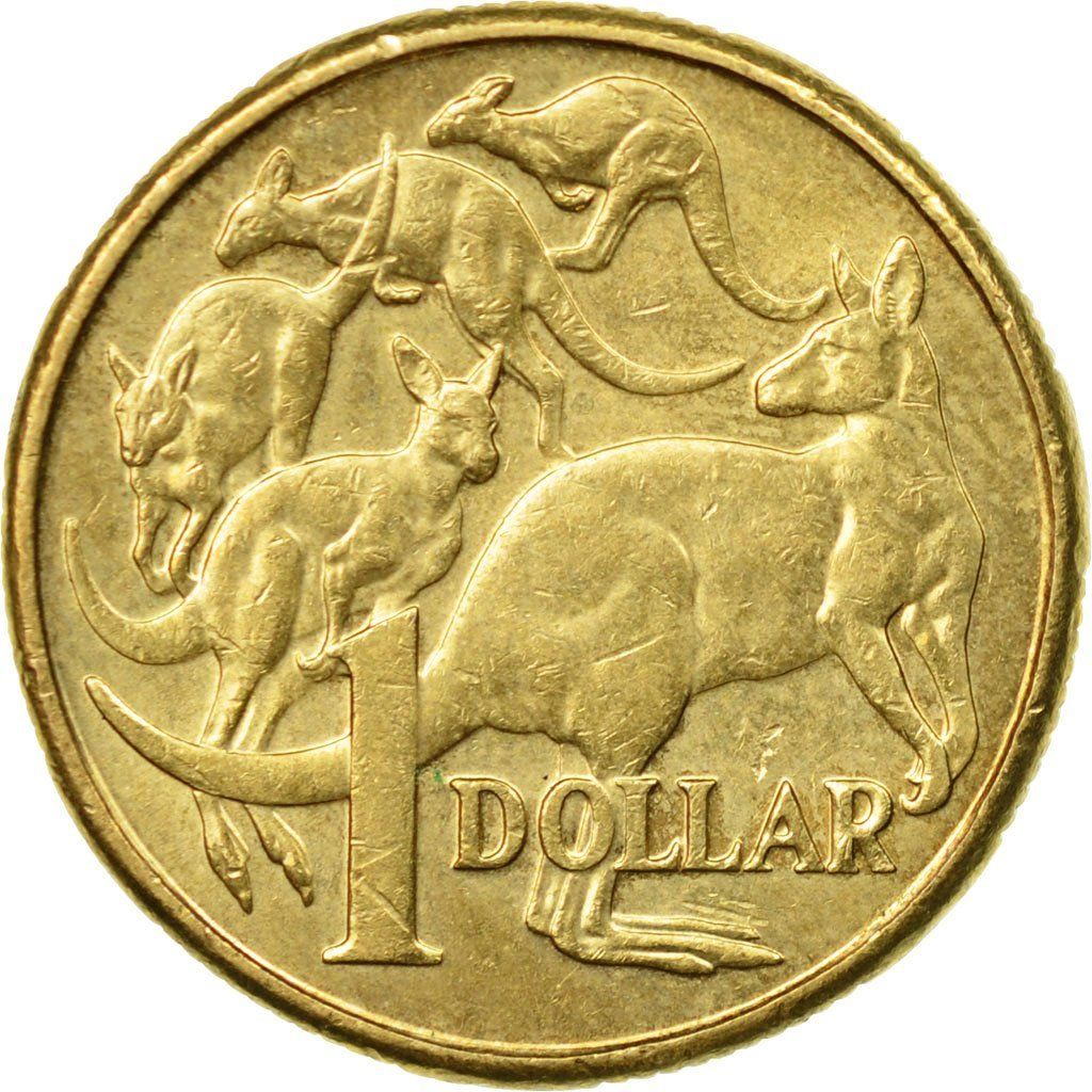 One Dollar 2014: Photo Coin, Australia, Dollar, 2014