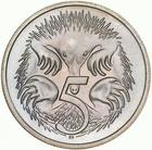 Australia / Five Cents 1983 - reverse photo
