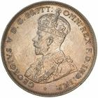 Australia / Florin 1920 (pattern) - obverse photo
