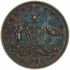 Threepence 1926: Photo Coin - Threepence, Australia, 1926