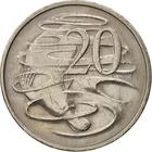 Australia / Twenty Cents 1968 - reverse photo