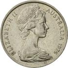 Australia / Five Cents 1976 - obverse photo