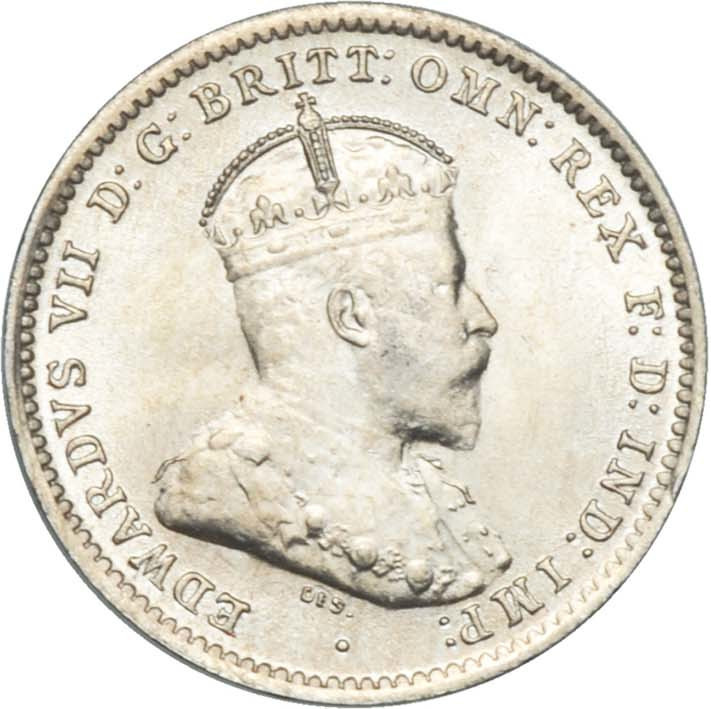 Threepence 1910: Photo Australia 1910 3 pence