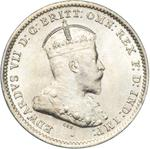 Australia / Threepence 1910 - obverse photo