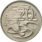 Australia / Twenty Cents 1974 - reverse photo