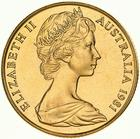 Australia / Two Hundred Dollars 1981 / Proof - obverse photo