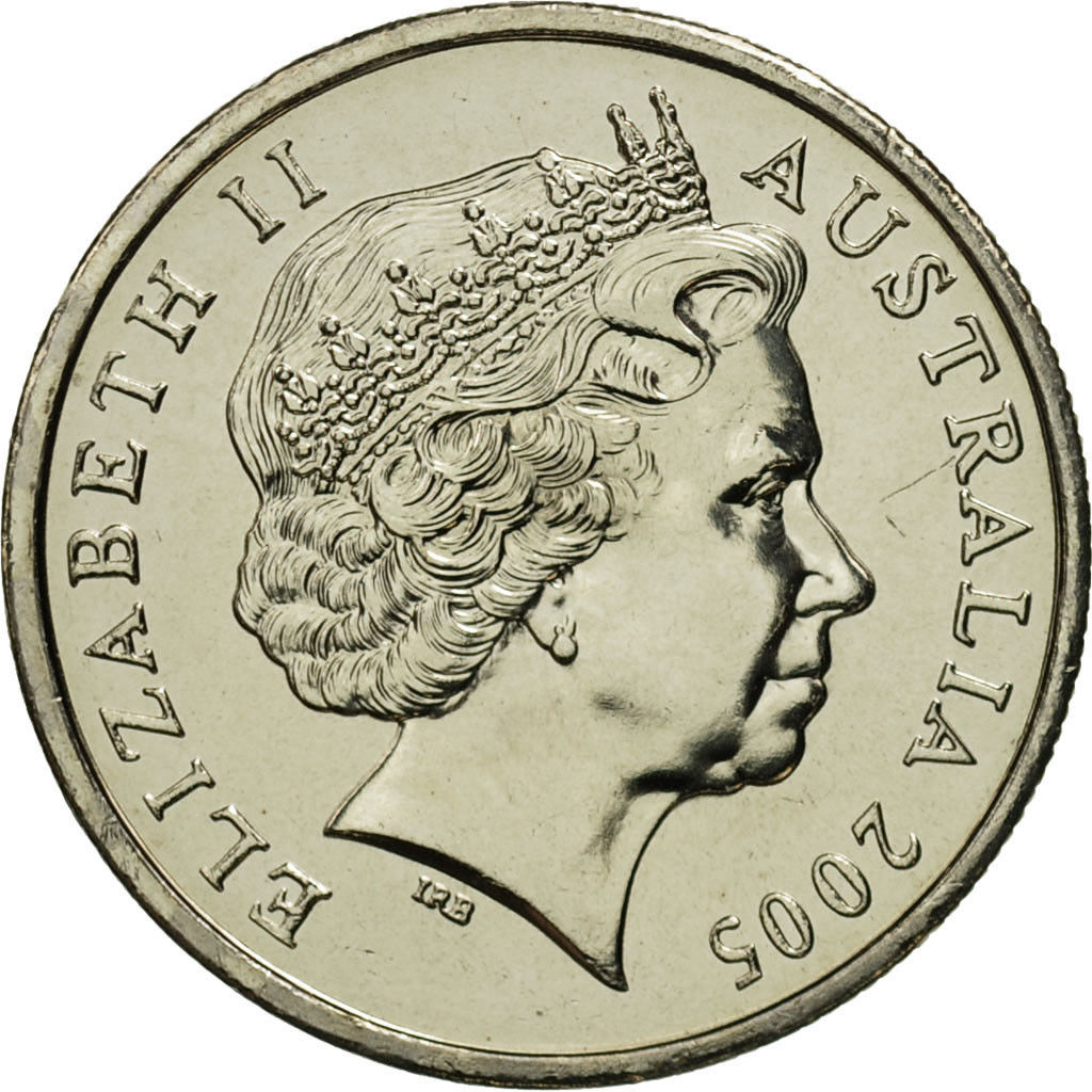 Five Cents 2005: Photo Australia, Elizabeth II, 5 Cents, 2005