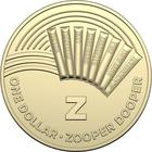 Australia / One Dollar 2019 Z - Zooper Dooper - reverse photo