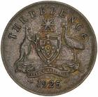 Australia / Threepence 1925 - reverse photo