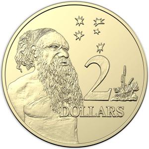 Australia / Two Dollars 2007 - reverse photo