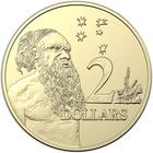 Australia / Two Dollars 2019 (Fifth Portrait) - reverse photo