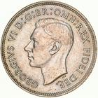 Australia / Florin 1951 / Proof - obverse photo