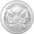 Australia / Five Cents 2016 Changeover - reverse photo