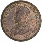 Sixpence 1920: Photo Specimen Coin - Sixpence, Australia, 1920