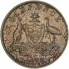 Sixpence 1952: Photo Coin - Sixpence, Australia, 1952