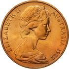 Australia / Two Cents 1982 - obverse photo