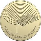 Australia / One Dollar 2019 I - Iced Vovo - reverse photo