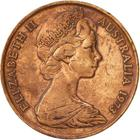 Australia / Two Cents 1973 - obverse photo