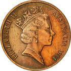 Australia / Two Cents 1988 - obverse photo