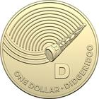Australia / One Dollar 2019 D - Didgeridoo - reverse photo