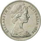Australia / Ten Cents 1976 - obverse photo