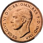 Australia / Halfpenny 1938 / Proof - obverse photo