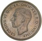 Shilling 1946: Photo Proof Coin - 1 Shilling, Specimen Strike, Australia, 1946
