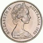 Australia / Five Cents 1983 - obverse photo