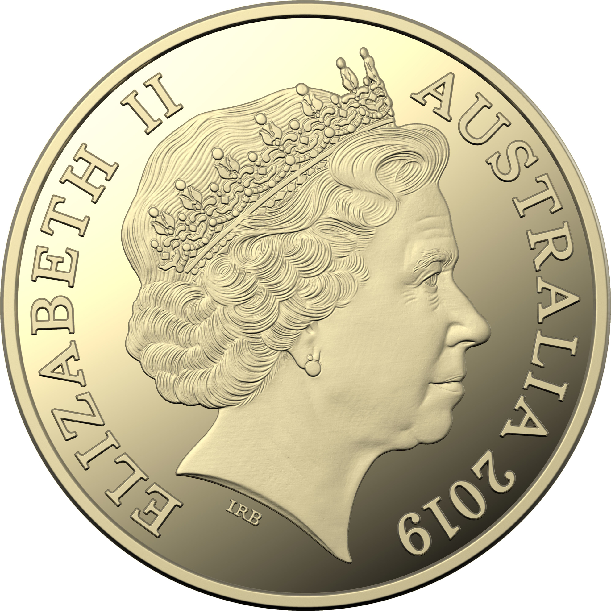 One Dollar 2019 A - Australia Post: Photo 2019 $1 Proof Coin Collection