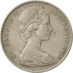 Australia / Ten Cents 1979 - obverse photo