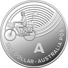 Australia / One Dollar 2019 A - Australia Post / Silver Proof FDC - reverse photo