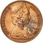 Australia / Two Cents 1983 - obverse photo