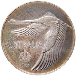 Australia / Dollar Pattern (Goose Dollar) - obverse photo