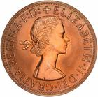 Australia / Penny 1958 / Proof (Perth Mint) - obverse photo