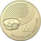 Australia / One Dollar 2019 M - Meat Pie - reverse photo