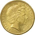 Australia / One Dollar 2014 - obverse photo