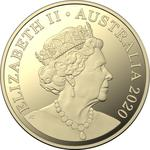 Australia / One Dollar 2020 / Proof FDC - obverse photo
