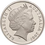 Australia / Ten Cents 2007 / Proof FDC - obverse photo