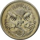 Australia / Five Cents 2001 - reverse photo