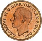 Australia / Penny 1951 - obverse photo