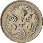 Australia / Five Cents 1980 - reverse photo