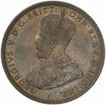 Australia / Shilling 1920 / No mint mark - obverse photo