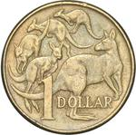 Australia / One Dollar 2000 - reverse photo