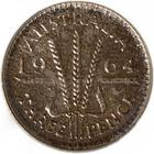 Threepence 1964: Photo Coin - Threepence, Australia, 1964