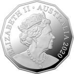 Australia / Fifty Cents 2020 / Proof FDC - obverse photo